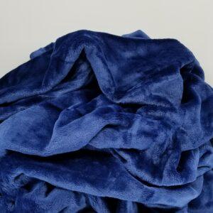 Blue VelvetLoft Blanket