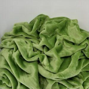 Green VelvetLoft Blanket