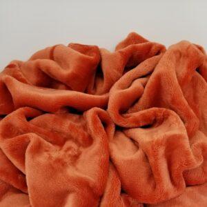 Orange VelvetLoft Blanket