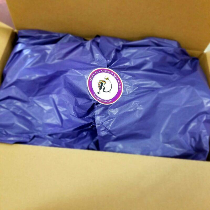 Hannahtopia shipping and returns