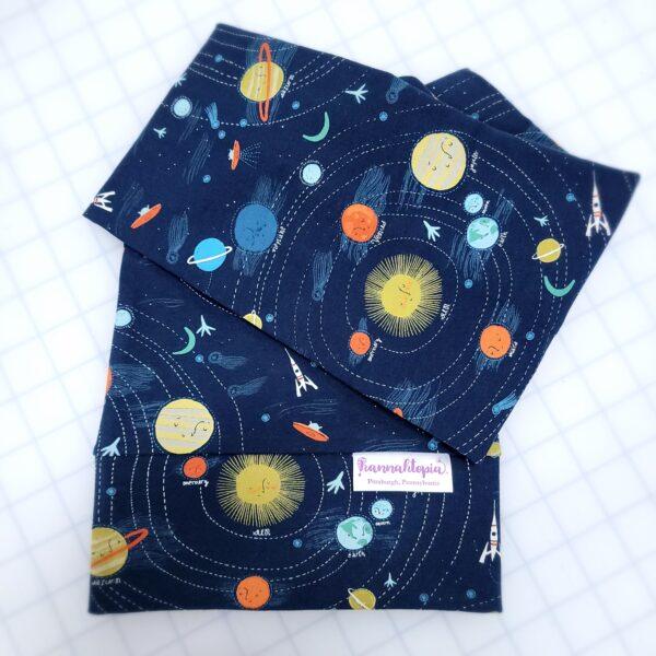 Planets NillyNoggin EEG Cap folded